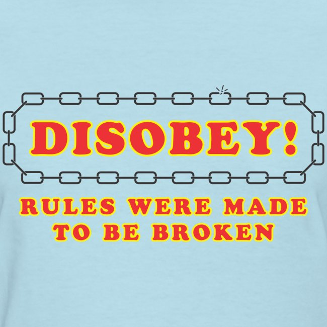 Disobey rules made 2b broken f