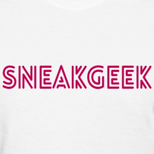 sneak geek Women's T-Shirts - Women's T-Shirt
