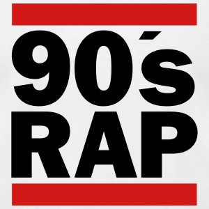 90´s Rap T-Shirts - Men's T-Shirt by American Apparel