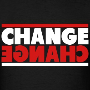 Change Mirror T-Shirts - Men's T-Shirt