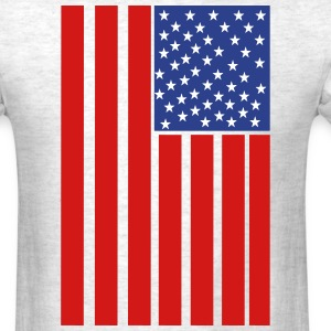 American Flag T-Shirts - Men's T-Shirt