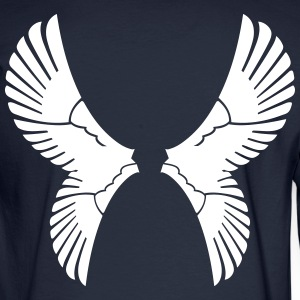 wings Long Sleeve Shirts - Men's Long Sleeve T-Shirt