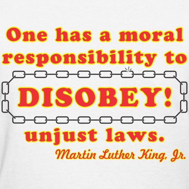 disobey king f