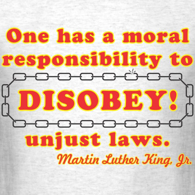 disobey king