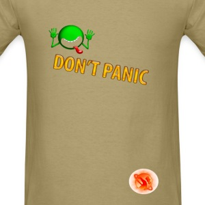 hitchhikers guide to the galaxy movie - Men's T-Shirt