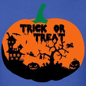 trick_or_treat T-Shirts - Men's T-Shirt