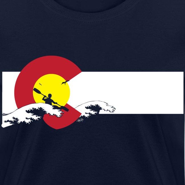 Colorado Relief Fund T-Shirt - Womens