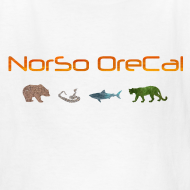 Design ~ NorSo OreCal Predator T-Shirt