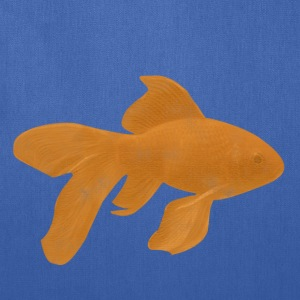Fancy Orange Goldfish - Tote Bag