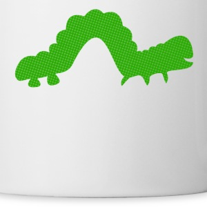 Happy Inchworm / Caterpillar - Coffee/Tea Mug