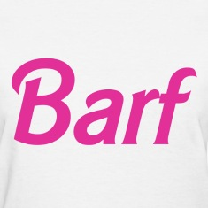 Barbie Barf Women's T-Shirts