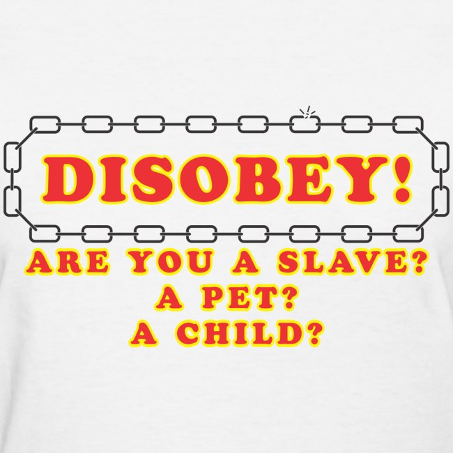 disobey slave pet child f