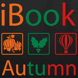 iBook Autumn Bags & backpacks - Eco-Friendly Cotton Tote