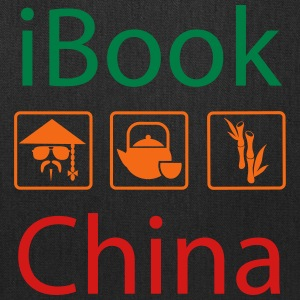 iBook China II Bags & backpacks - Tote Bag