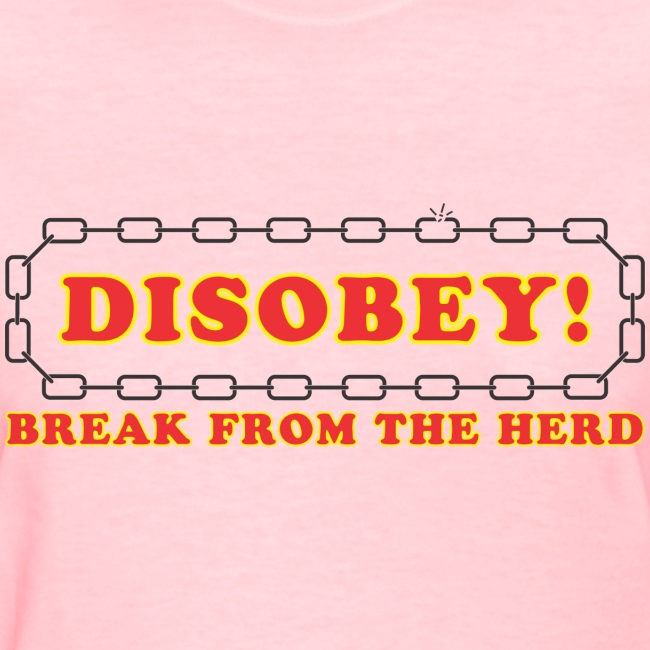 Disobey Break From Herd f