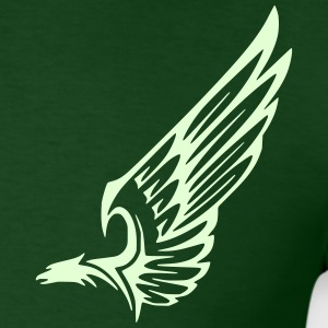 bird of prey 3_ T-Shirts - Men's T-Shirt