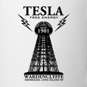 Tesla-T-Shirt-Finished.png Bottles & Mugs - Coffee/Tea Mug