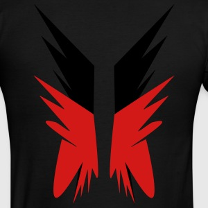 Evil Wings T-Shirt - Men's Ringer T-Shirt
