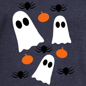 Halloween Long Sleeve Shirts - Women's Wideneck Sweatshirt