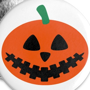 pumpkin Buttons - Large Buttons