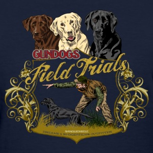 gundogs_field_trials Women's T-Shirts - Women's T-Shirt