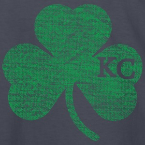 Kansas City Shamrock Kids' Shirts - Kids' Long Sleeve T-Shirt