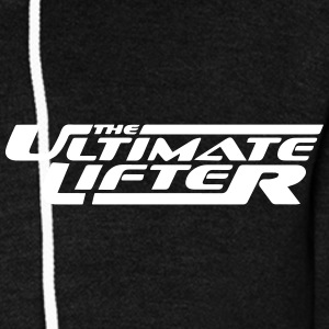 The Ultimate Lifter Zip Hoodies & Jackets - Unisex Fleece Zip Hoodie by American Apparel