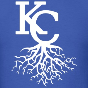 KC Roots T-Shirts - Men's T-Shirt