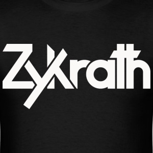 Zykrath Tee (White Text) [MEN'S] - Men's T-Shirt