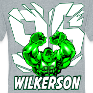 Design ~ Wilkerson Hulk Mens Super Soft T