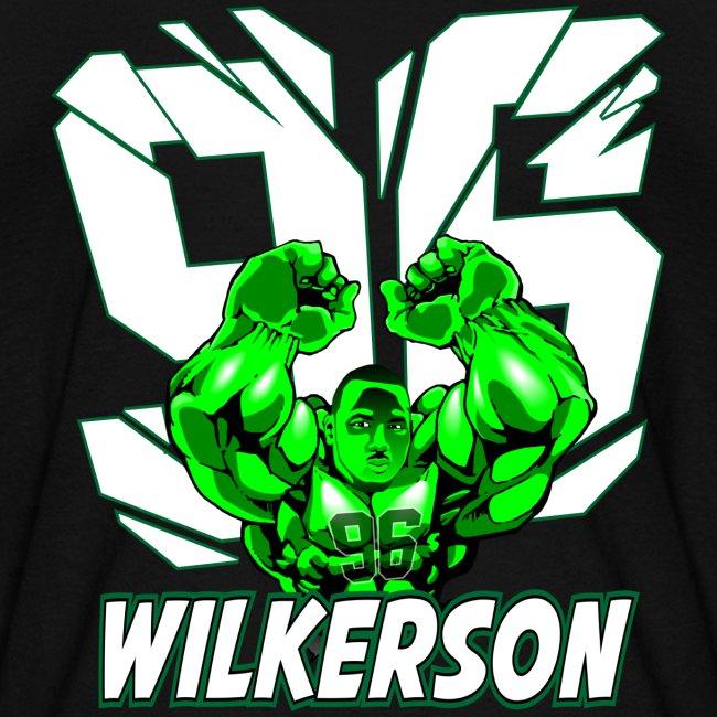 Wilkerson Hulk Kids T Shirt