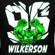 Design ~ Wilkerson Hulk Womens Long Sleeve