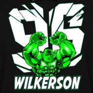 Design ~ Wilkerson Hulk Womens Hoodie