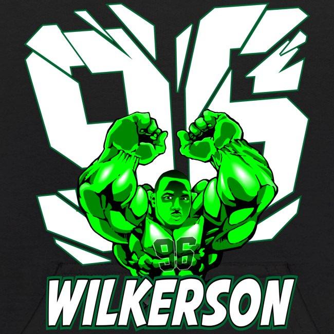 Wilkerson Hulk Kids Hoodie
