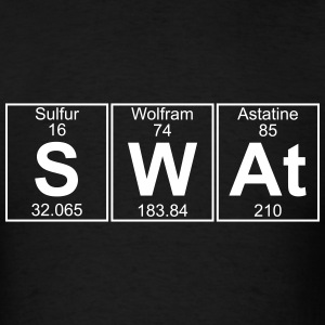 S-W-At (swat) - Full T-Shirts - Men's T-Shirt