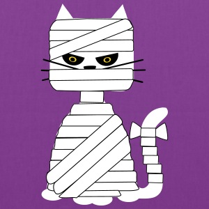 mummy cat Bags & backpacks - Tote Bag