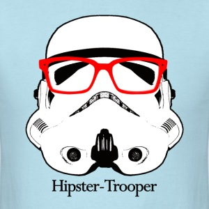 HipsterTrooper1.png T-Shirts - Men's T-Shirt