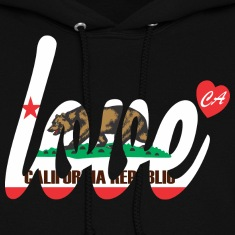Love Cali Hoodies
