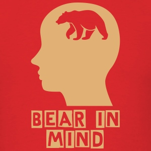 bearinmind T-Shirts - Men's T-Shirt
