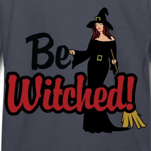 Be Witched Halloween Witch - Kids' Long Sleeve T-Shirt