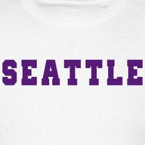 Seattle College T-Shirts - Men's T-Shirt