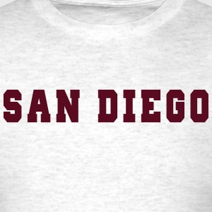 San Diego College T-Shirts - Men's T-Shirt