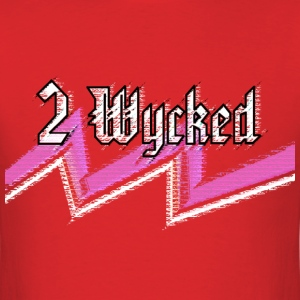 Wycked - Men's T-Shirt