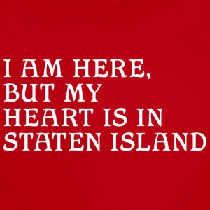 Here but Heart in Staten Island Baby & Toddler Shirts - Short Sleeve Baby Bodysuit