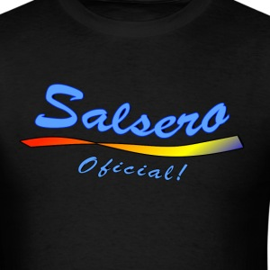 Salsero Oficial for Market T-Shirts - Men's T-Shirt