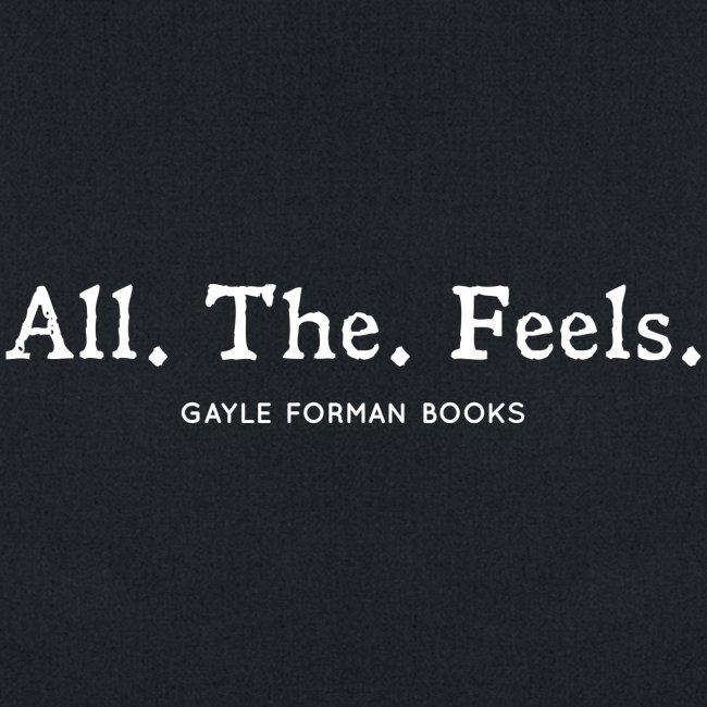 All The Feels Dark Tote