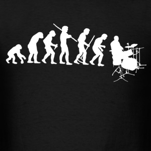 ape to drummer - Men's T-Shirt