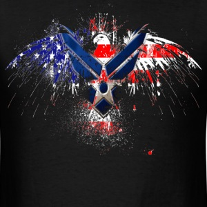 air force america - Men's T-Shirt