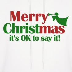 Merry Christmas - It's okay to say it!