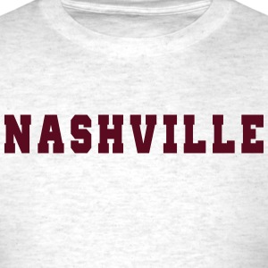 Nashville College T-Shirts - Men's T-Shirt